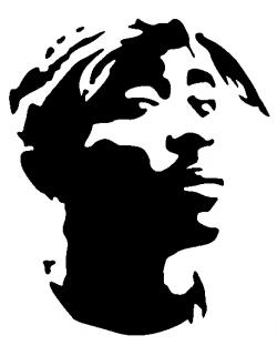 Tupac Inspired T-Shirt