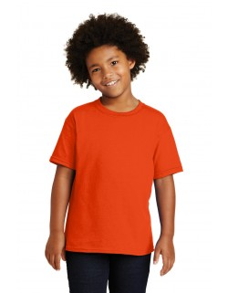 Gildan - Youth Heavy Cotton 100% Cotton T-Shirt. 5000B