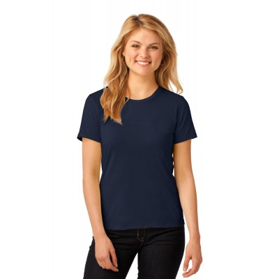 Anvil Ladies 100% Combed Ring Spun Cotton T-Shirt. 880