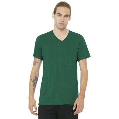 BELLA+CANVAS Unisex Jersey Short Sleeve V-Neck Tee. BC3005