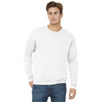 BELLA+CANVAS Unisex Sponge Fleece Drop Shoulder Sweatshirt. BC3945