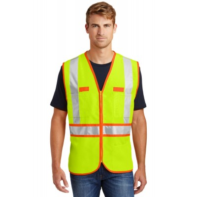 CornerStone - ANSI 107 Class 2 Dual-Color Safety Vest. CSV407