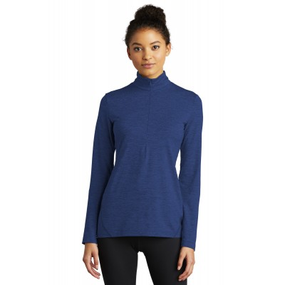 Sport-Tek Ladies Exchange 1.5 Long Sleeve 1/2-Zip LST711