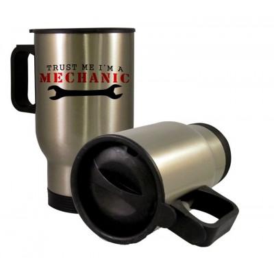 Stainless Steel Travel Mug-14oz