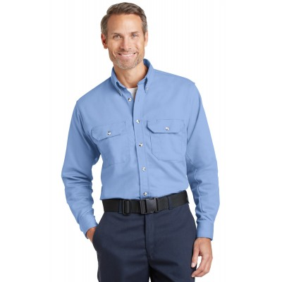 Bulwark EXCEL FR ComforTouch Dress Uniform Shirt. SLU2