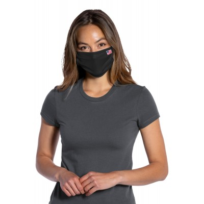 Port Authority All-American Cotton Knit Face Mask . USPAMASK